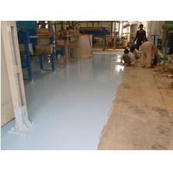 Alkali Proof Floorings