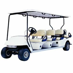 Eight Seater Electric Carts
