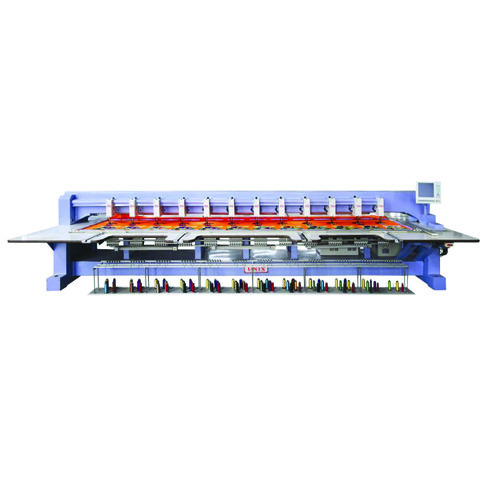 Pure Chenille Embroidery Machine