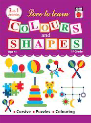 Colours & Shapes Book