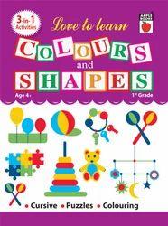 Colours & Shapes Book