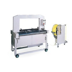 Low Tabletop Strapping Machine