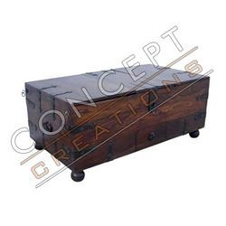 Acacia Wooden Coffee Table