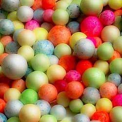 Thermocole Balls