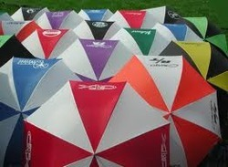 Corporate Folding Umbrellas