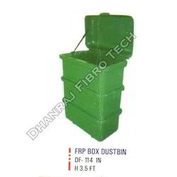 FRP Box Dustbin