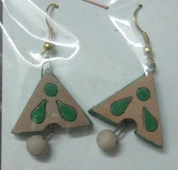 Terracotta Stylish Earings