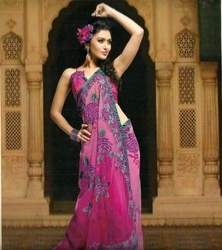 Indian Zari Arts Sarees