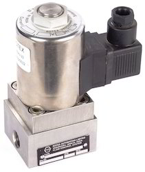 2 Port Direct Acting High Pressure Solenoid Valve