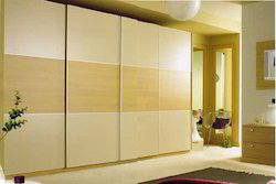 Mica Touch Wardrobes
