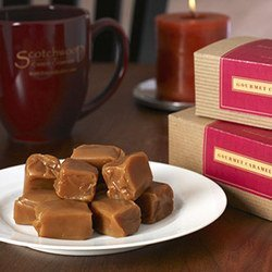 Toffees Flavor Caramels