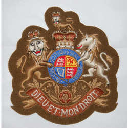 RSM Foot Guard Badge