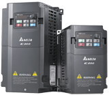 Variable Frequency Drives VFD-C200 Series
