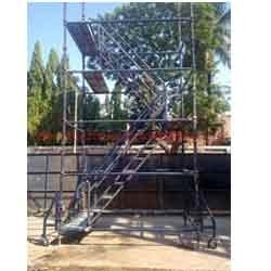 Steel Staircase Mobile Tower