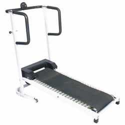 Foldable Rollers Treadmill