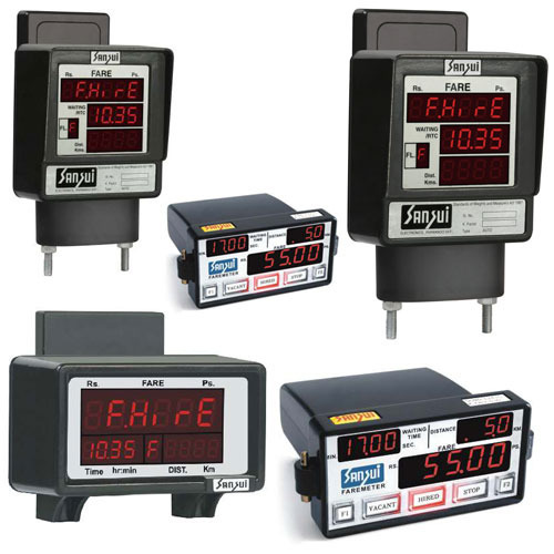 Electronic Taximeters
