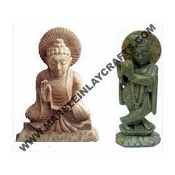 Soapstone God Statue
