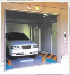 Car Parking Lift in Chandigarh