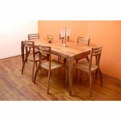 Wooden Arizona Dining Table