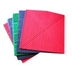 polypropylene color mats