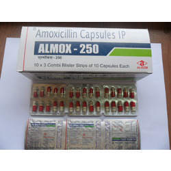 Amoxil Amoxicillin