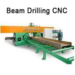 Beam Drilling CNC Steel Structure Line