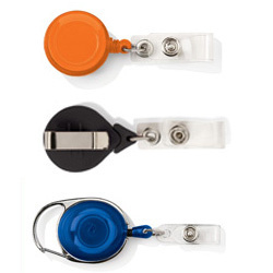 Retractable Badge Reel (Yoyo)