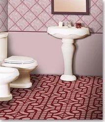 Floor Tiles (burgundy)