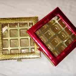 Square Chocolate Boxes