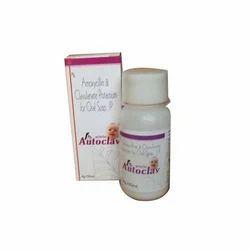 Clavulanic Potassium Acid 28.5 mg (Dry Syrup)