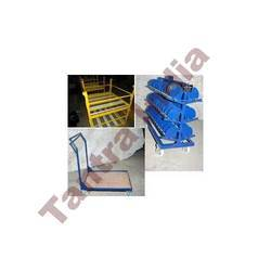 Material handling Pallets and Trolleys