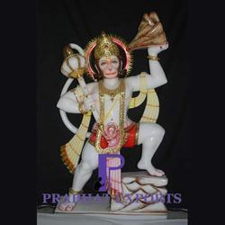 Stone Statue of Hanuman