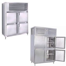 Four Door Refrigerator And Freezer