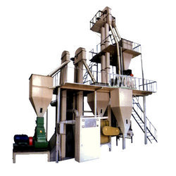 Fully Automatic Cattle Feed Plant