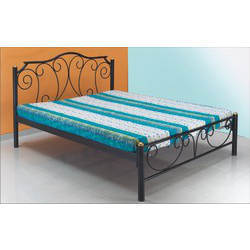 Wrought Iron Double Bed from Global Corporation,Goregaon