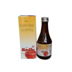 Pharmaceuticals Syrup Redly