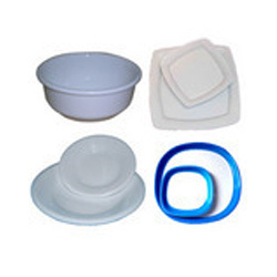 Acrylic Crockery