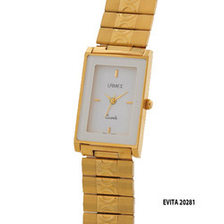 Men's Evita Golden Watch