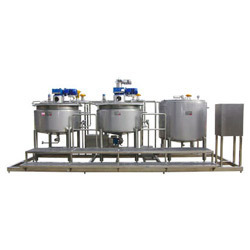 Sugar Syrup Preparation System