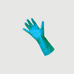 Super Nitrile Flocklined Hand Gloves