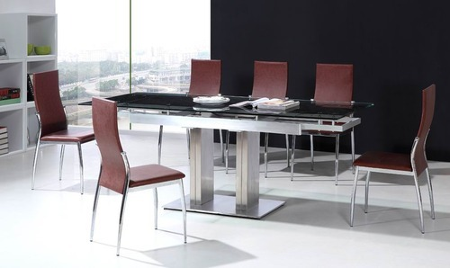 Stainless Steel Canteen Table   Cafeteria Table Manufacturer From Mumbai
