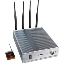 Cell Phone Jammer With Remote Control