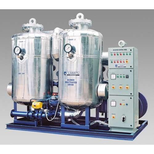 Desiccant Air Dryer   Refrigerated Air Dryer Manufacturer from Coimbatore. Desiccant Air Dryer   Refrigerated Air Dryer Manufacturer from