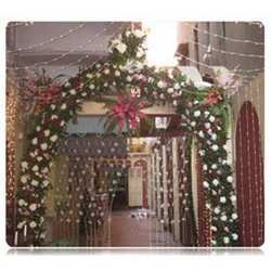 Wedding Entrance Decoration