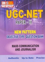 New Pattern UGC-NET Mass Communication Paper-III