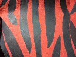 Split Red Zebra Stancel