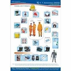 Personal Safety Products (from Shoes to Helmet)