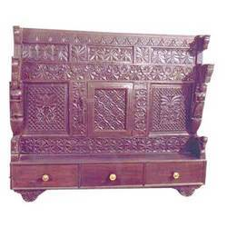 Carved Indian Furniture