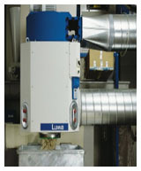 Humidification And Air Control Non Wovens Fiber Separator