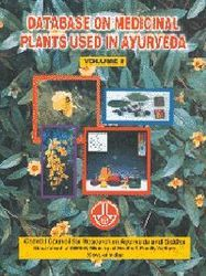 Database On Medicinal Plants Used In Ayurveda Book, Vol. I